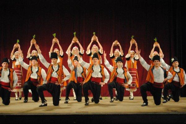 Болгарские народные танцы