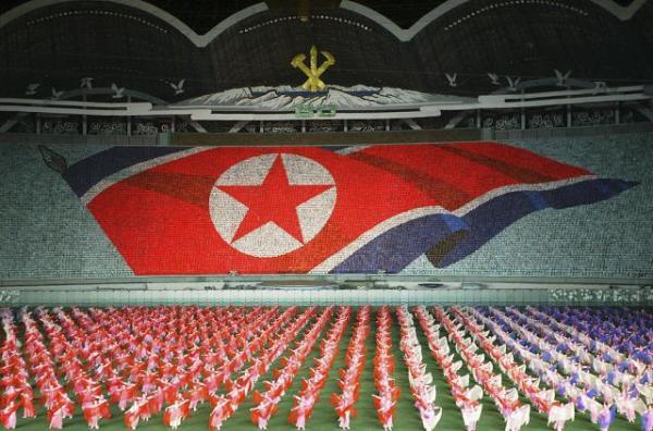 Северокорейский фестиваль «Ариран»