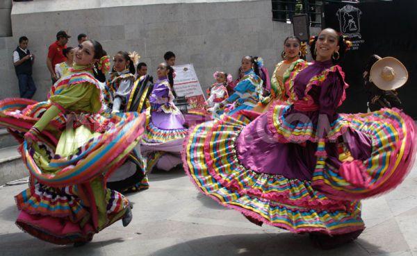Мексиканские традиционные танцы