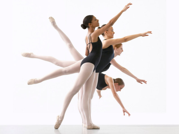 Как питаться балерине