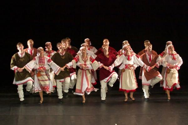Белорусские танцевальные коллективы