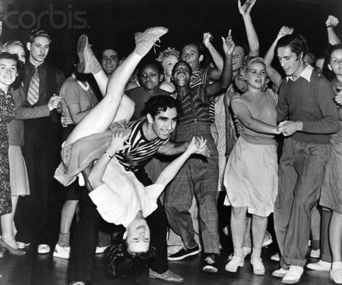 Танцы 1950-х годов