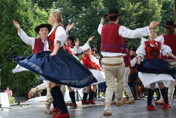 Танцы Чехии и Словакии
