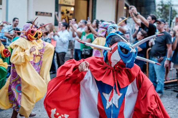 Пуэрто-риканские танцы