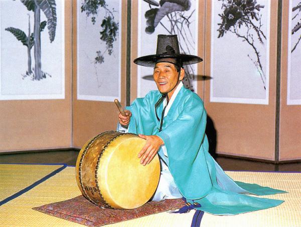 Корейский Phansori