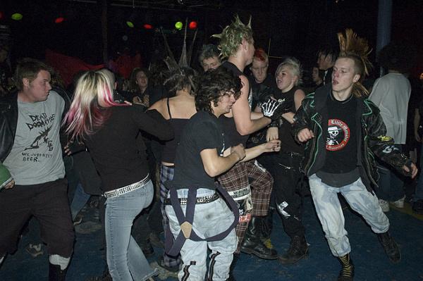 Рок-танец слэм