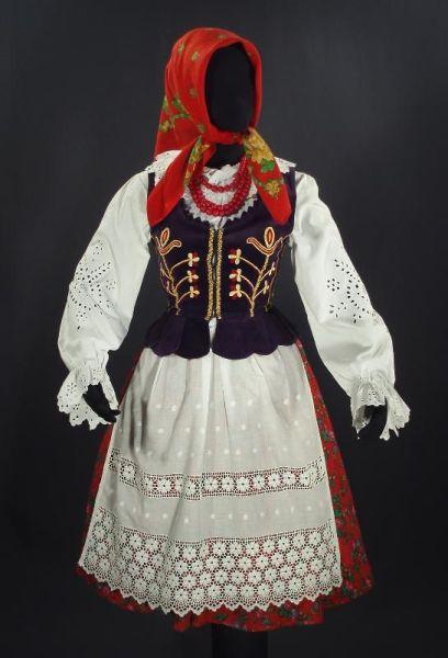 Польские костюмы для танцев
