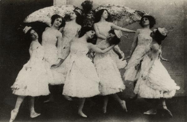 Танцы XVIII - XIX веков