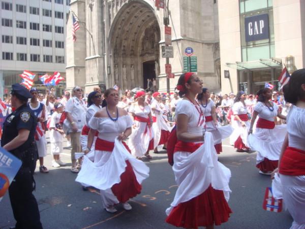 Пуэрториканские танцы