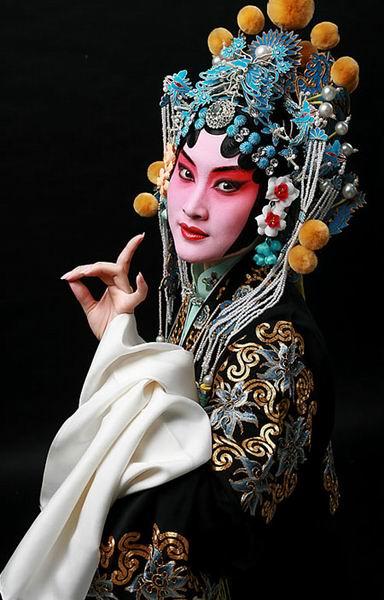 Типичные роли в китайской опере