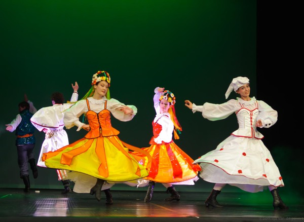Китайские придворные танцы