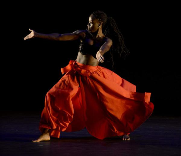 Танцы Гаити