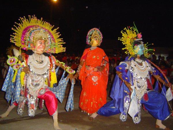 Бенгальский театр джатра