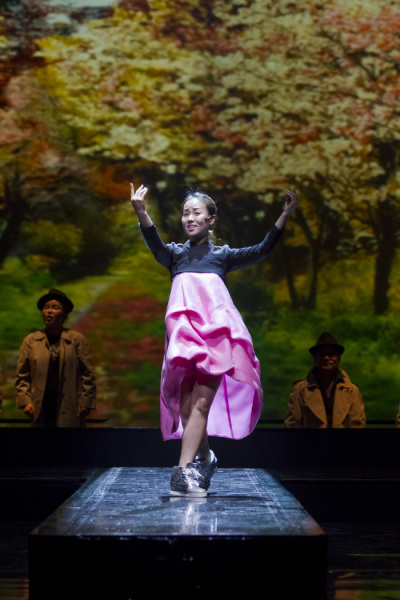 Changgeuk - форма корейских театральных постановок