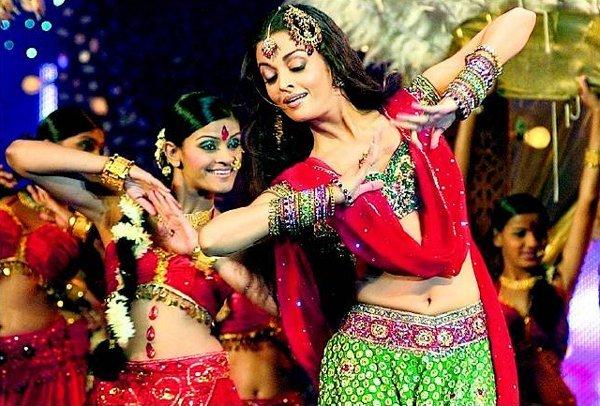 Танцы разных культур