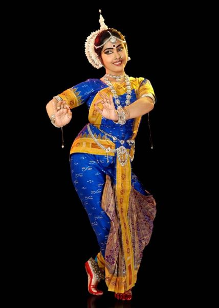 Индийский танец одисси