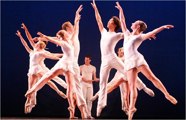 Балет - один из самых популярных видов танца
