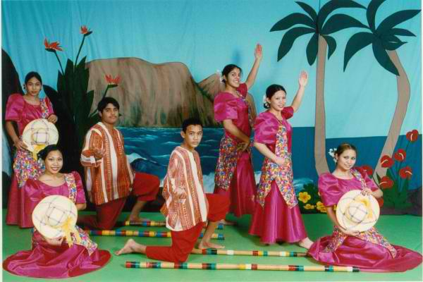 folk dances of philippines