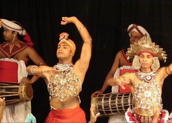 Танцы Шри-Ланки