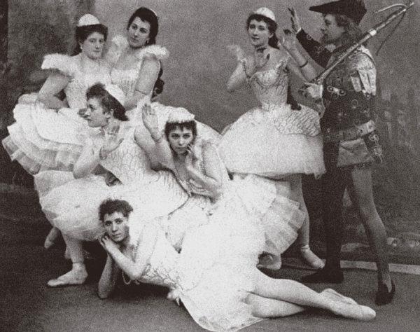 Балет 19 века
