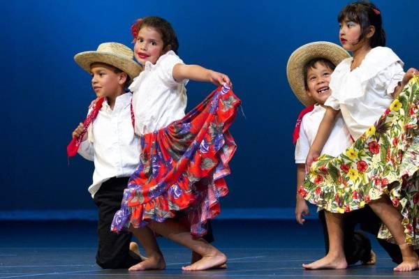 Танцы Латинской Америки