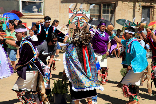 Традиционные танцы хопи