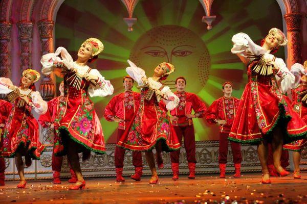 Русский народный танец
