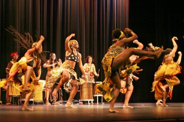 Этнические танцы