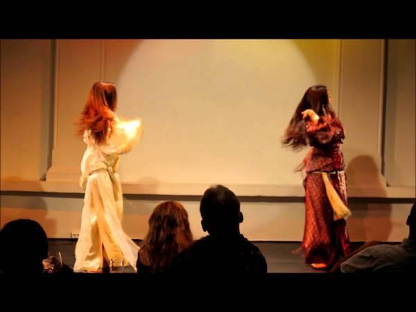 Танец чааби