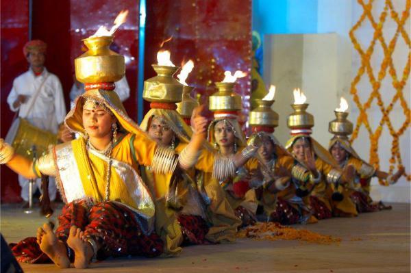 Танцы в мировых религиях