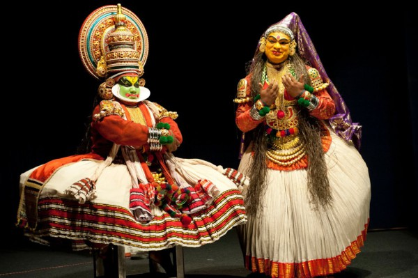 Катхакали - танцевальная драма Кералы