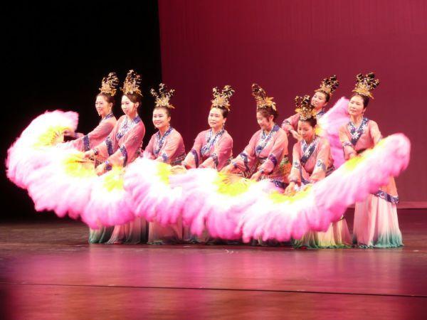 Китайские народные танцы
