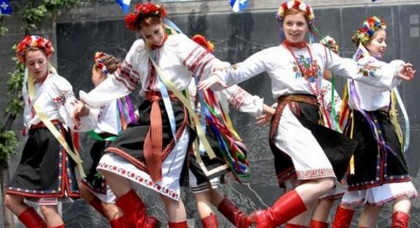 Гопак- танец украинских казаков
