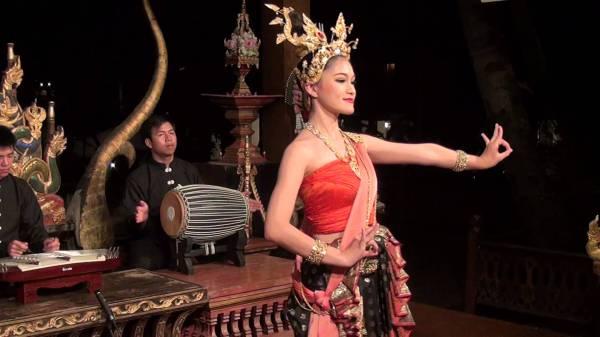 Танцы Таиланда