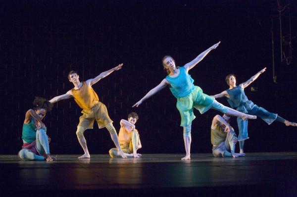 Современный танец в Австралии