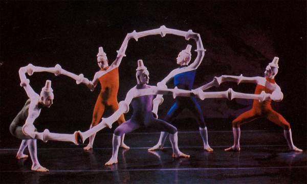 Развитие современных танцев