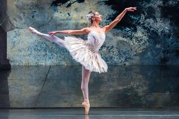 Танцовщица балета