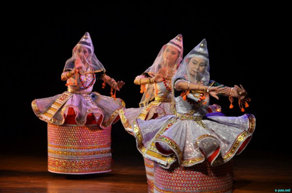 Танцы Манипура