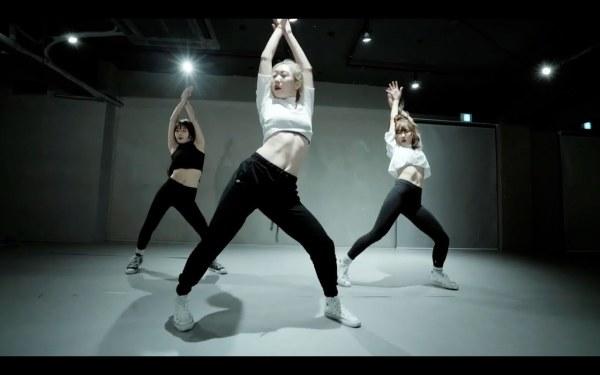 Создание хореографии для танца