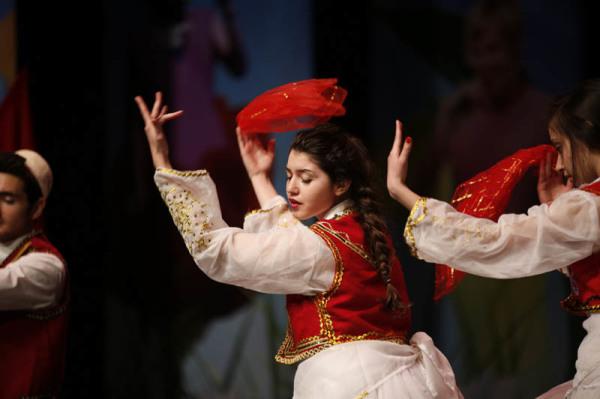 Албанские народные танцы