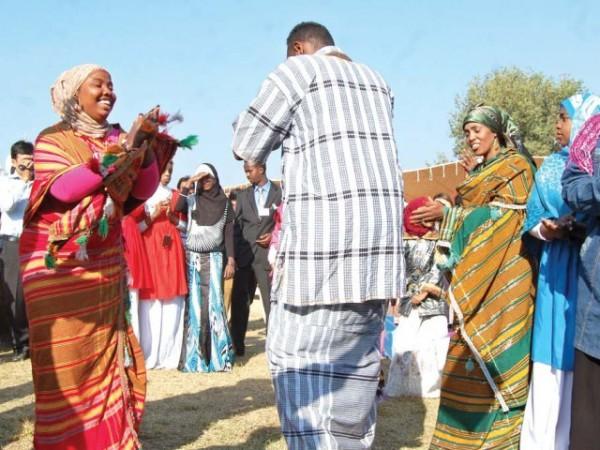 Сомалийские танцы