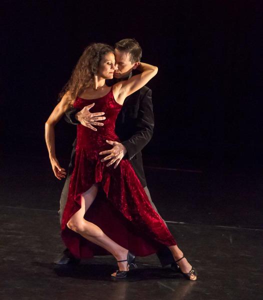 Танго - танец, полный страсти