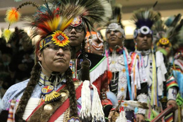 Танцы североамериканских индейцев