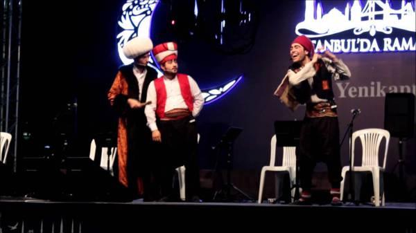 Турецкий театр ортаоюну