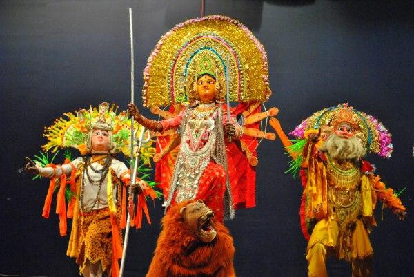 Танец - боевое искусство Индии