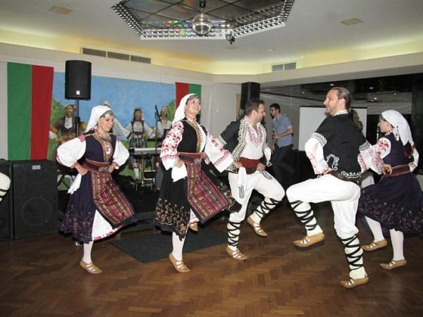 Болгарские танцы региона Шопи