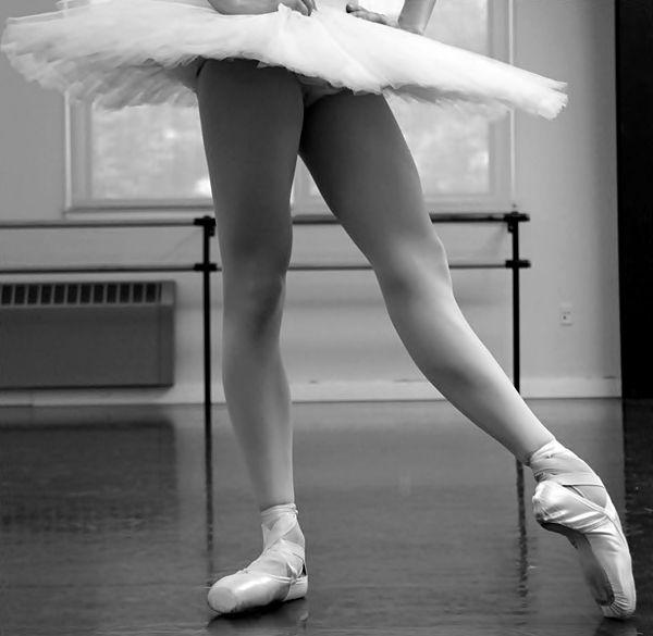 Срамные Губки Балерины
