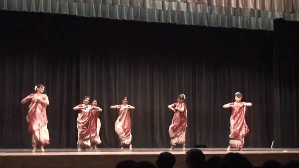 Бенгальские народные танцы