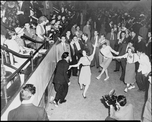 Британские танцы 20 века