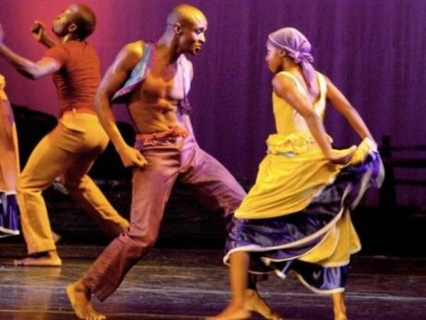 Афро-латиноамериканские танцы